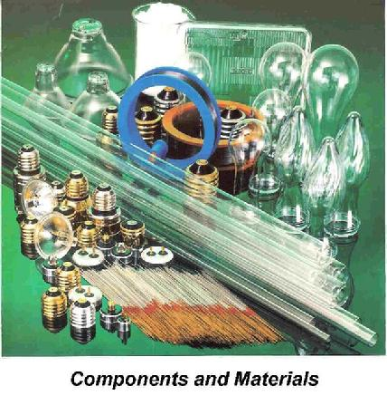 Lighting (Lamp) Manufacturing Components and Materials